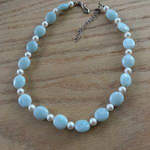 Jewelry, handmade beaded necklace